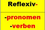 Reflexive verben deutsch