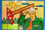 Профессия нефтяник рисунок 199