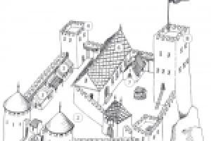 Aufbau Einer Burg