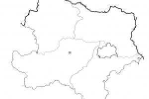 Stumme Karte.Niederosterreich Stumme Karte Beschriften